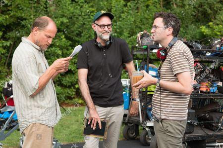 Woody Harrelson, Craig Johnson, Daniel Clowes
