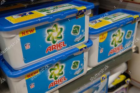 Ariel,detergent,laundry,washing machine