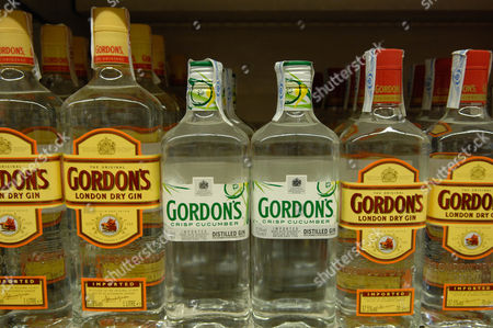 Stock Picture of Gordon's,London dry gin