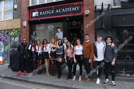 Aaron Chalmers, Chelsea Barber, Zahida Allen, Abbie Holborn, Eve Shannon, Sarah Goodhart, Marty Mckenna, Sophie Kasaei, Chloe Ferry, Nathan Henry, Scotty T and Sam Bentham
