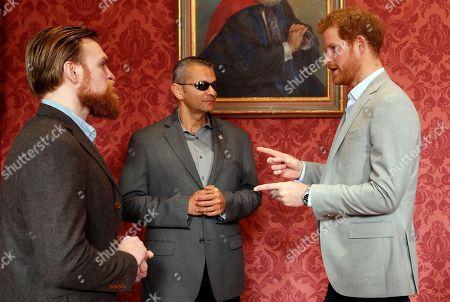 Editorial photo of Britain Royals, London, United Kingdom - 16 Mar 2017