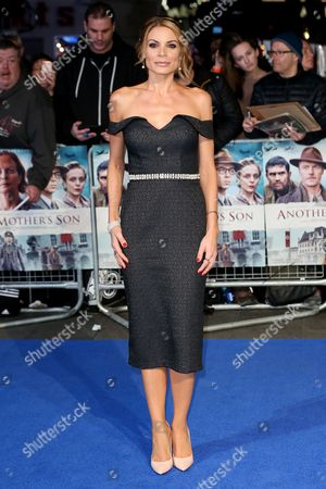 Editorial image of 'Another Mother's Son' film premiere, Arrivals, London, UK - 16 Mar 2017