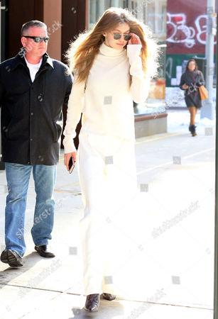 Stock Photo of Gigi Hadid