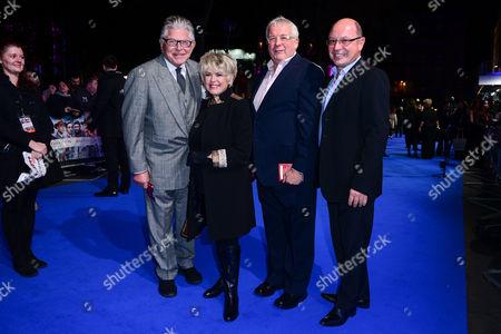 Stephen Way, Gloria Hunniford, Chris Biggins and Neil Sinclair