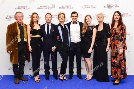 Editorial photo of Another Mothers Son World Premiere, Odeon Leicester Square, London, UK - 16 Mar 2017