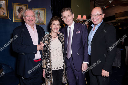 Christopher Biggins, Georgina Simpson, Anthony Andrews and Neil Sinclair