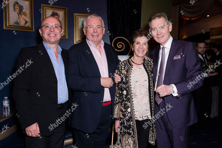 Neil Sinclair, Christopher Biggins, Georgina Simpson and Anthony Andrews
