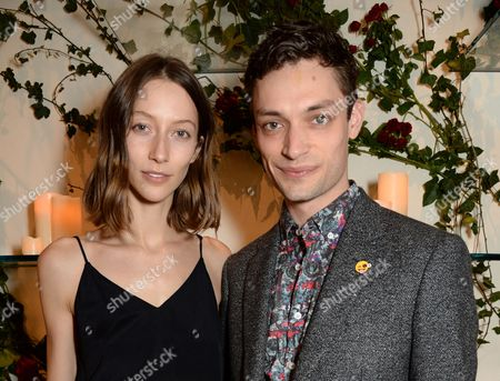Editorial picture of Christopher Kane and 'Beauty and the Beast' event, London, UK - 16 Mar 2017