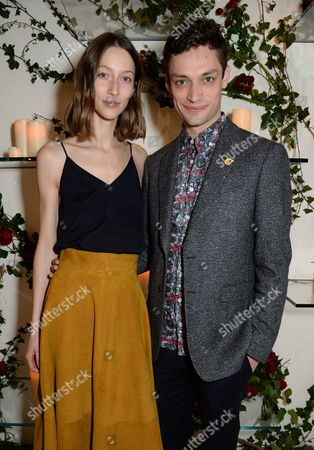 Editorial image of Christopher Kane and 'Beauty and the Beast' event, London, UK - 16 Mar 2017