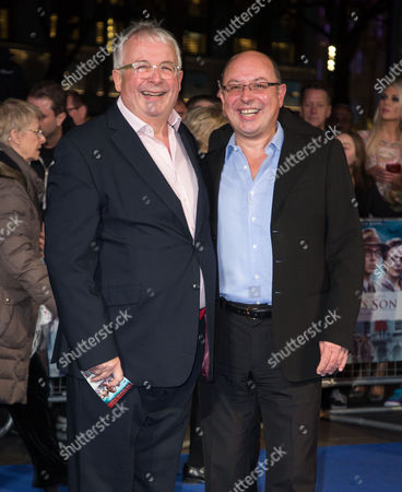 Christopher Biggins and Neil Sinclair
