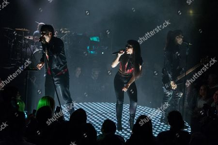 The Band Perry - Neil Perry, Kimberly Perry and Reid Perry