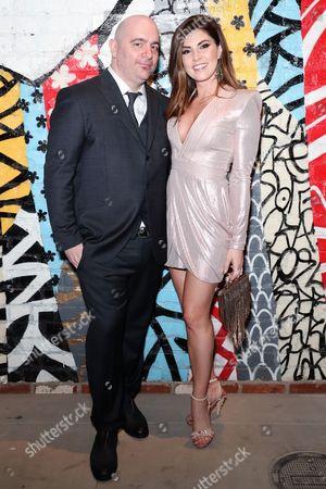 Noah Tepperberg and Melissa Wood