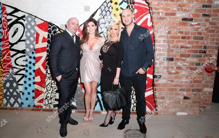 Editorial image of TAO, Beauty & Essex, Avenue and Luchini LA Grand Opening, Inside, Los Angeles, USA - 16 Mar 2017