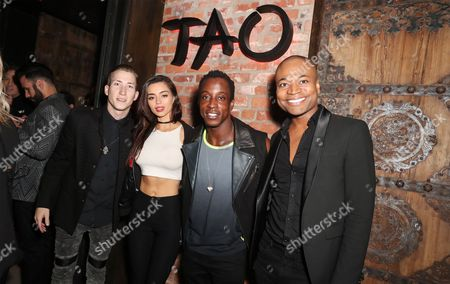 Editorial photo of TAO, Beauty & Essex, Avenue and Luchini LA Grand Opening, Inside, Los Angeles, USA - 16 Mar 2017