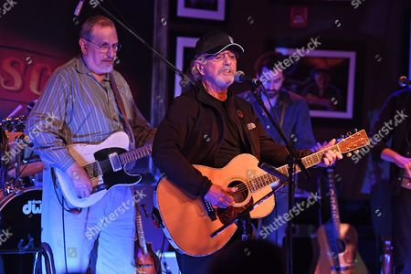 Stock Picture of David Bromberg, Dion DiMucci