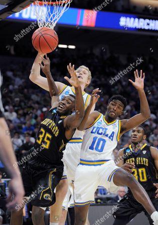 Editorial picture of NCAA Kent St UCLA Basketball, Sacramento, USA - 17 Mar 2017