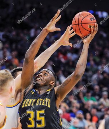 Editorial photo of NCAA Kent St UCLA Basketball, Sacramento, USA - 17 Mar 2017