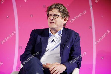 Alan Rusbridger (Former Editor in Chief, The Guardian)