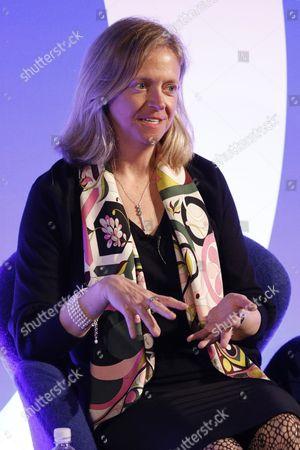 Stock Image of Julie Bernard (Chief Marketing Officer, Verve)