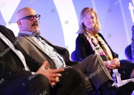 Jeffrey Hirsch (CMO, Pubmatic), Julie Bernard (Chief Marketing Officer, Verve)