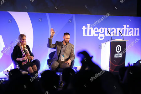 Editorial picture of No Header, No Problem? Managing Mobile Programmatically seminar, Advertising Week Europe 2017, Fast Company Stage, Picturehouse Central, London, UK - 20 Mar 2017