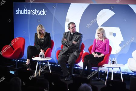 Kate Thornton (Founder and Editor-in-Chief, TB Seen), Reverend Richard Coles (Vicar of Finedon, The Church of England), Anna Jones (Co-Founder, Allbright)