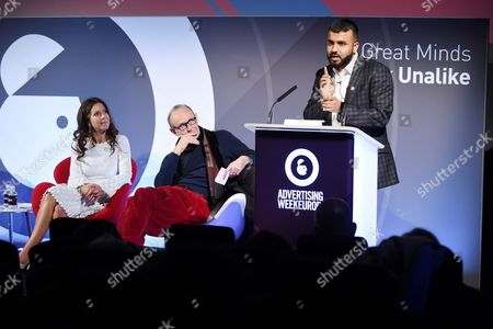 Kathleen Saxton (Founder, The Lighthouse Company and Psyched), Oliver James (Clinical Psychologist, Author and Broadcaster) and Hussain Manawer (Poet, Campaigner, Future Astronaut, Hussain's House)