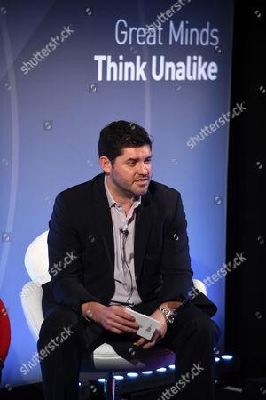 Nick Flynn (SVP, Shutterstock)