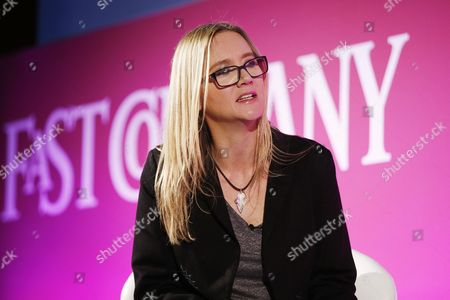 Stock Picture of Kate Russell (Journalist, Reporter and Author)