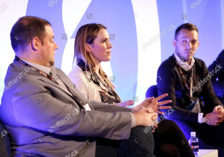 Jeff Misenti (Managing Director of Audience, Insight and Development, News UK), Celine Saturnino (Chief Commercial Officer, Total Media) and Yves Schwarzbart (Head of Policy and Regulatory Affairs, The Internet Advertising Bureau)