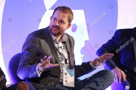 Stock Image of Richard Lloyd (EMEA Chief Digital Officer, Maxus)