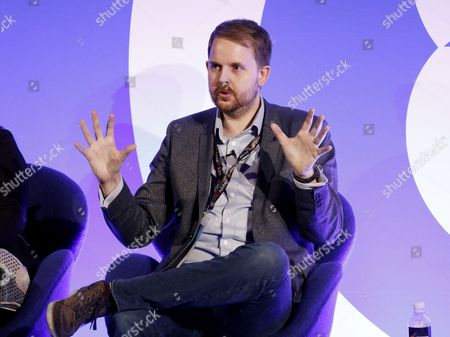 Editorial image of Is Data Everything? seminar, Advertising Week Europe 2017, The Guardian Stage, Picturehouse Central, London, UK - 21 Mar 2017
