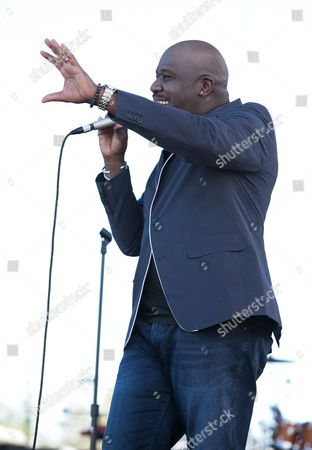 Stock Photo of Will Downing