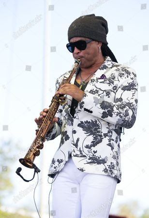 Stock Image of Marion Meadows