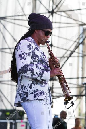Editorial picture of Jazz in The Gardens, Day 1, Miami, USA - 18 Mar 2017