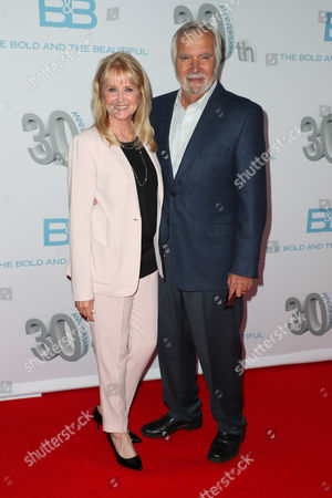 Editorial picture of 'The Bold and the Beautiful' 30th Anniversary event, Arrivals, Los Angeles, USA - 18 Mar 2017