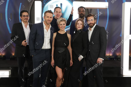 Hiroyuki Sanada, Ryan Reynolds, Daniel Espinosa, Olga Dihovichnaya, Rebecca Ferguson, Ariyon Bakare, Jake Gyllenhaal