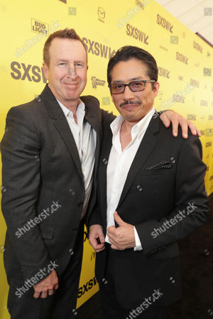 Editorial image of 'Life' film premiere, Arrivals, SXSW Festival, Austin, USA - 18 Mar 2017