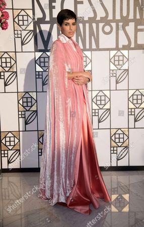Stock Photo of Princess Deena Aljuhani Abdulaziz