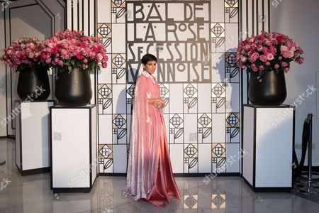 Editorial photo of Rose Ball, Monaco - 18 Mar 2017