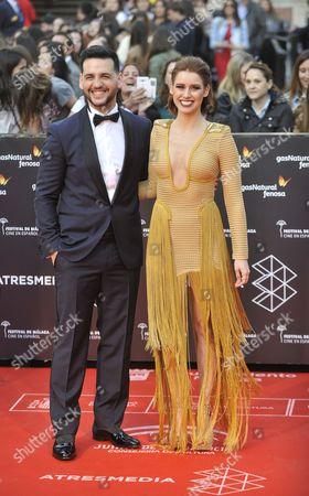 Fran Perea and Manuela Velles