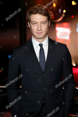 Editorial picture of Three Empire Awards, Arrivals, Roundhouse, London, UK - 19 Mar 2017