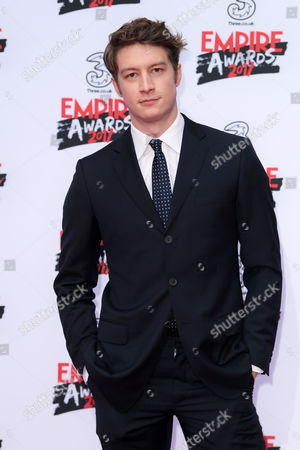 Editorial photo of Three Empire Awards, Arrivals, Roundhouse, London, UK - 19 Mar 2017