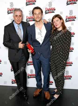 Simon Halfon, Mat Whitecross and Fiona Neilson - Best Documentary (Supersonic)