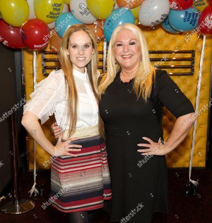 Allegra Feltz and Vanessa Feltz