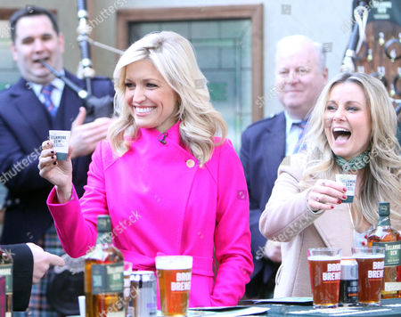 Ainsley Earhardt, Jane Maher ambassdor of Tullamore D.E.W. Irish Whiskey