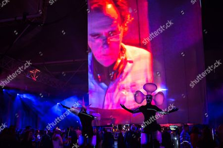 Karl Hyde and Rick Smith