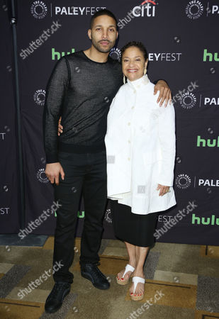 Editorial picture of 'Grey's Anatomy' presentation, Arrivals, Paleyfest, Los Angeles, USA - 19 Mar 2017