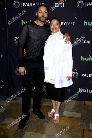 Editorial photo of 'Grey's Anatomy' presentation, Arrivals, Paleyfest, Los Angeles, USA - 19 Mar 2017