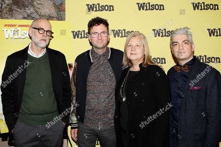 Editorial photo of Fox Searchlight pictures presents a Special Screening of 'Wilson', New York, USA - 19 Mar 2017